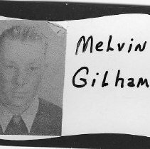 Image of Melvin Gilham