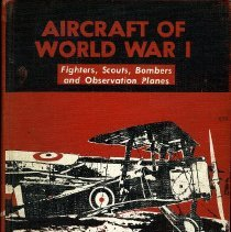 Image of Fighters, Scouts, Bombers and observation planes. - Book