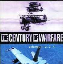 Image of In DVD format. REMARKS: Produced by Nugus/Maratin Productions ; The History Channel. Narrated by Robert Powell.  Explores the pivotal battles, profiles of the commanders, and chronicles the myriad way in which war has shaped the modern world. Contents: V.1: The Violent Century ; The World goes to War ; Blood & mud ; War of athe Eagles.--V.2: Battle fleets and U-boats ; Ace high ; Wara ato end all wara ; Enter the dictators.--V.3 The war clouds gather ; Blitzkrieg ; Britain stands along ; Sand and sea air.--V.4 Hitler turns east ; The long road back ; Normandy to the Rhine and The end of Europe. - DVD