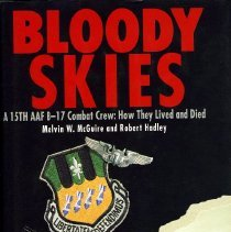 Image of Bloody skies