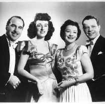 Image of Columbia Grand Opera Quartet