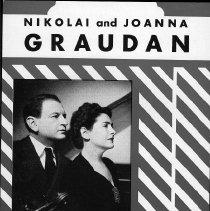 Image of Nikolai and Joanna Graudan