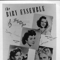 Image of The Bary Ensemble