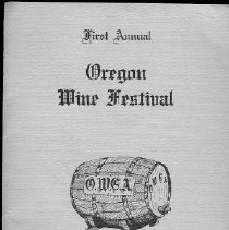 Image of Oregon Wine Festival