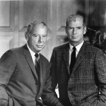 Image of Arthur Whittemore and Jack Lowe