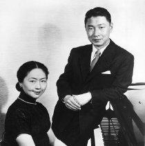 Image of Yi-Kwei Sze and Nancy Lee Sze