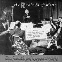 Image of Rudie Sinfonietta