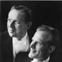 Image of Alfred and Herbert Teltschik
