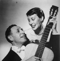 Image of Josef Marais and Miranda