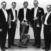 Image of New York Brass Quintet