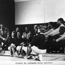 Image of Robert De Cormier singers