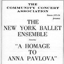 Image of New York Ballet Ensemble