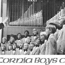 Image of California Boys'Choir