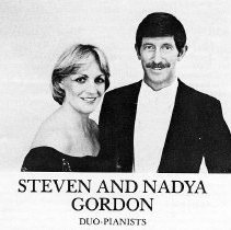 Image of Steven & Nadya Gordon