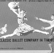 Image of Joffrey II Ballet Dancers