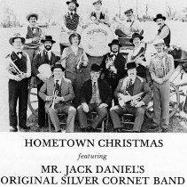 Image of Jack Daniels Original Silver Cornet Band