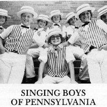 Image of Singing Boys of Pennsylvania
