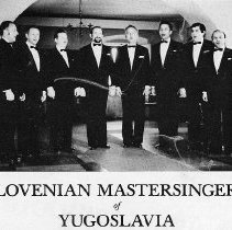 Image of Slovenian Mastersingers of Yugoslavia
