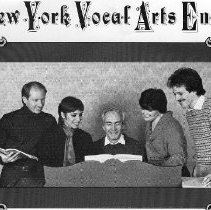 Image of New York Vocal Arts Ensemble