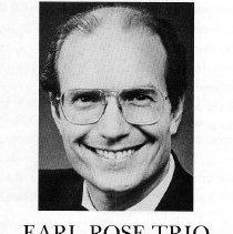 Image of Earl Rose Trio