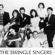 Image of Swingle Singers