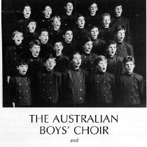 Image of Australian Boys' Choir