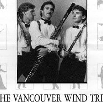 Image of Vancouver Wind Trio
