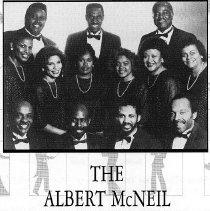 Image of Albert McNeil Jubilee Singers