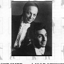 Image of Stecher and Horowitz
