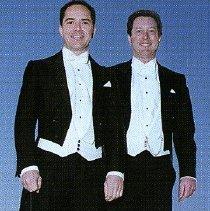 Image of David Nettle & Richard Markham