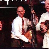 Image of Casey MacGill Blue 4 Trio