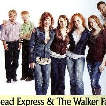 Image of Redhead Express & The Walker Family