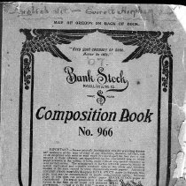 Image of Composition book