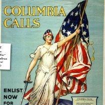 Image of Columbia calls
