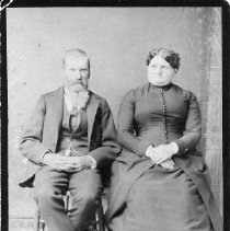 Image of James Cooper & wife Harriet Dimmick