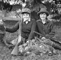 Image of Gladys Froman & Hazel Peret