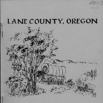 Image of Lane County Oregon 1880 Census