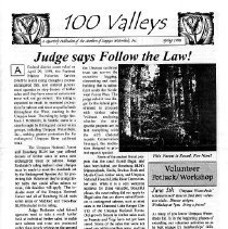 Image of 100 Valleys