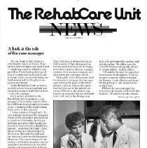 Image of RehabCare Unit News