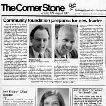 Image of The Corner Stone
