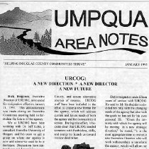 Image of Umpqua Area News