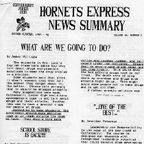 Image of Hornets Express News Summary