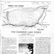 Image of Diamond Lake Story