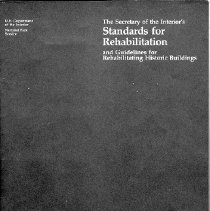 Image of Standards for rehabilitation