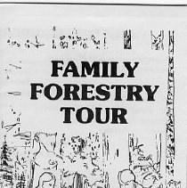 Image of Family Forestry Tour