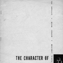Image of Character of Douglas County