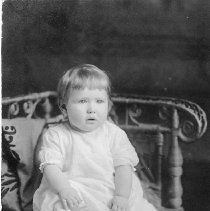 Image of Clara Mary Hagan, aged 9 months