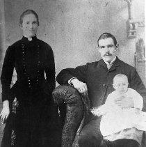 Image of Matthew Buxton's family