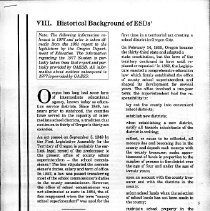 Image of Historical background of ESDs