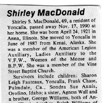 Image of 2014.1.185 - Obituary